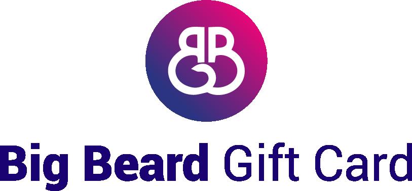 Big Beard Gift Card Logo, bigbeardgiftcard.com